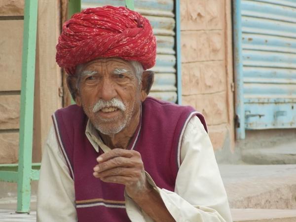 Villager Pali by vishhhy