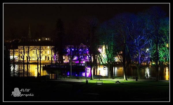 River Avon - Evesham by RJNPhotographic
