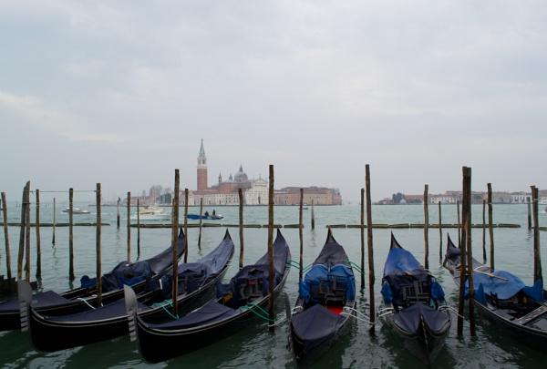 Resting Gondolas by jackyolley