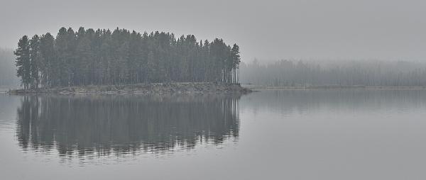 Freeman Lake, Alberta.