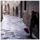 Rainy days in Siena by bliba