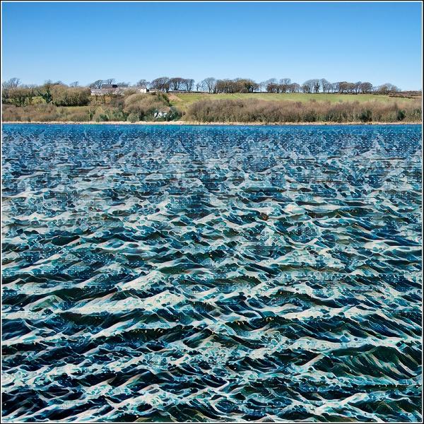 Choppy Water by BlueRoom