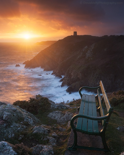 La Corbiere Bench by SWMahy