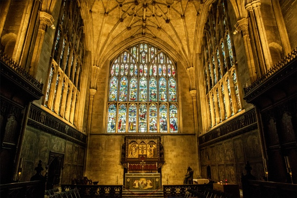 Winchester Cathedral 3 by rambler