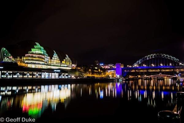 Newcastle Quayside by GeoffDuke