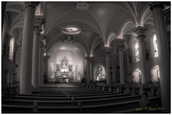 St Mary\'s Catholic Basilica by blackbird3