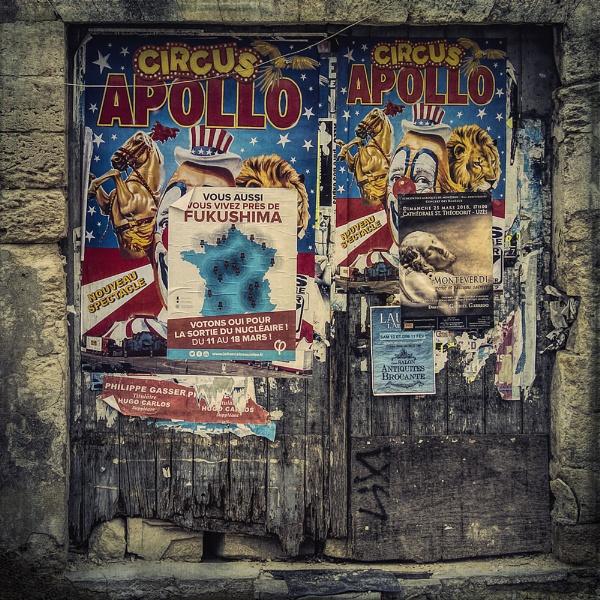 Circus Apollo by CanonMan