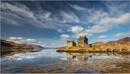 Cloudscape over Eilean Donan Castle by Philpot