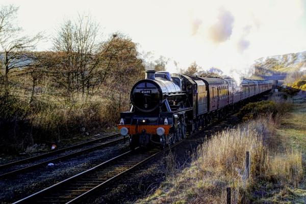 LMS Jubilee Class 5690 Leander by RPilon63