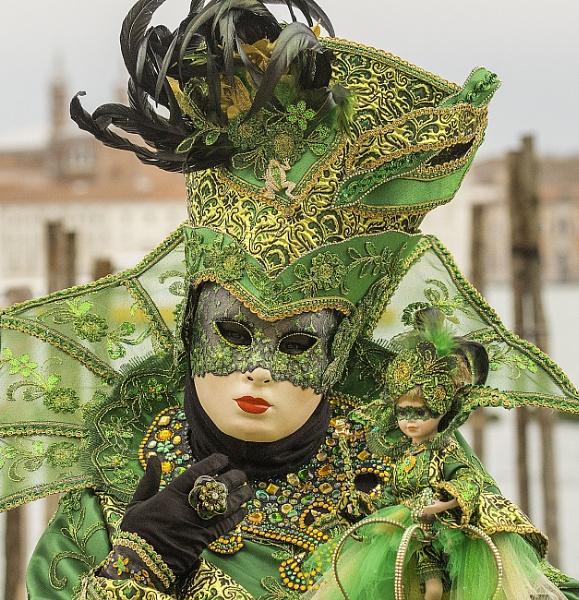 Venice Carnival 2018 by nellacphoto