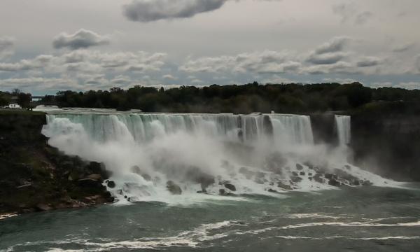 Niagara Falls VI by barryyoungnz