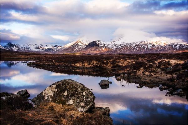 Loch Ba 2 by dven
