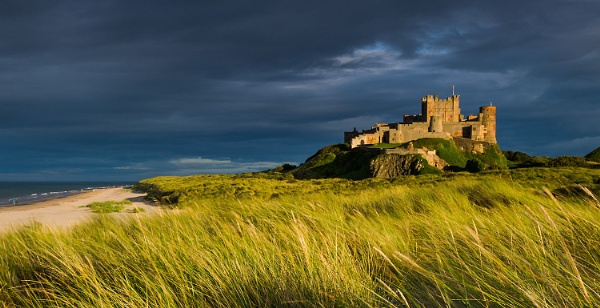 Bamburgh Illuminated.... by martin.w