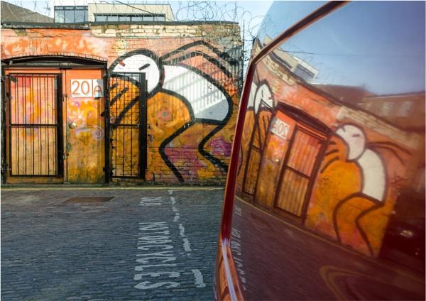 Around Brick Lane by mrswoolybill