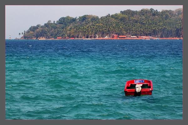 Ross Island by prabhusinha