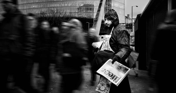 Daily business by PaulSwinney