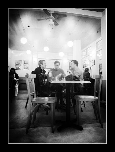 Cafe Culture....UK style. by bluesandtwos
