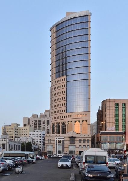 Al Esayi Tower Jeddah, Saudi Arabia by aliathik