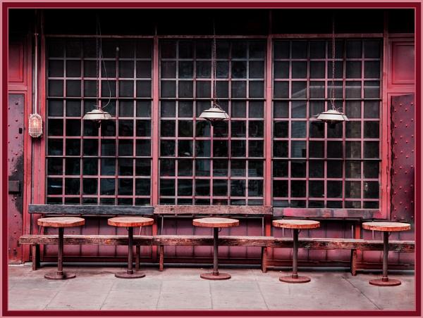 Chinatown off Brick Lane...