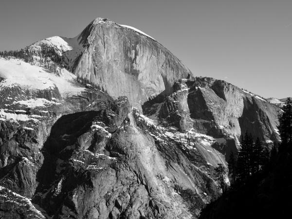 Half Dome, Yosemite by prtd