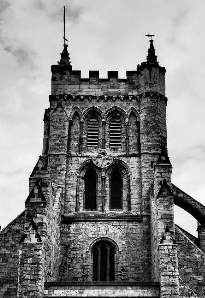 St Hilda\'s Church by DaveRyder