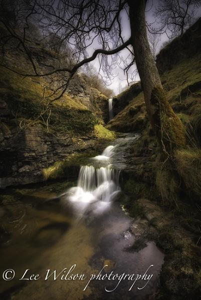 Buckden waterfall