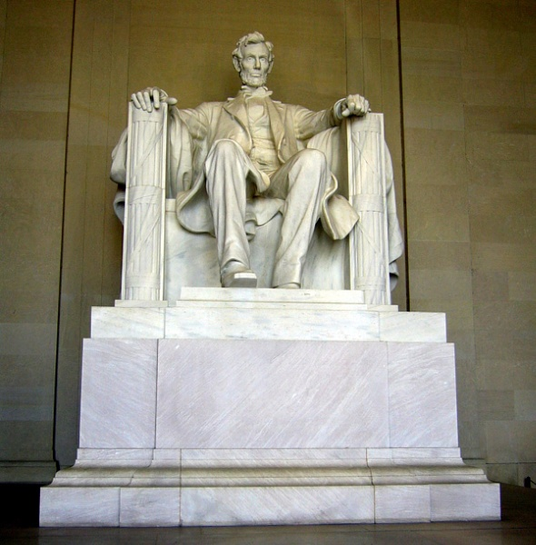 Abraham Lincoln. Washington by Don20
