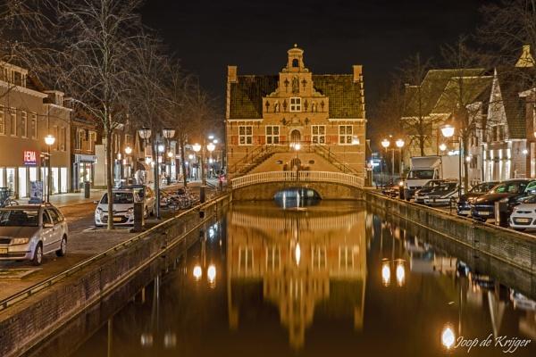 City Hall of Oud-Beijerland by joop_