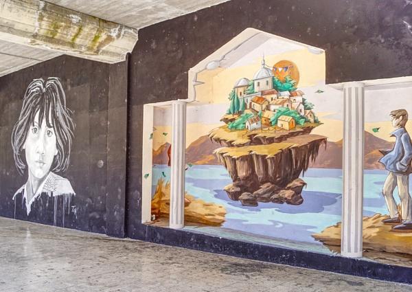 Murales by demi63