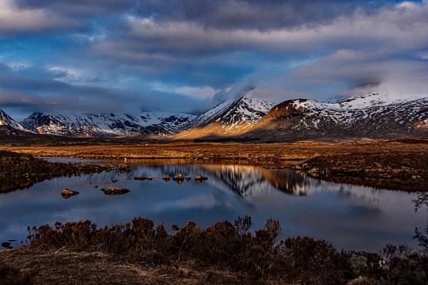 Loch Ba 3 by dven