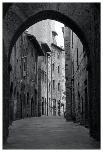 San Gimignano by bliba