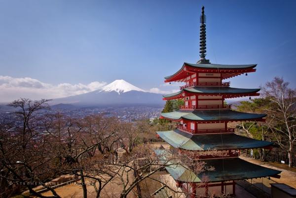 Fuji San by Stephen_B