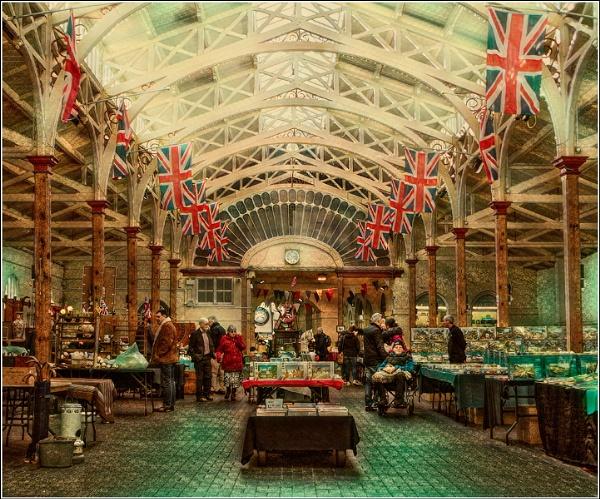 Pannier Market by BlueRoom