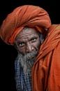 saffron is my colour by sawsengee