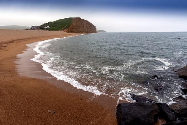 West Bay Beach by mmart
