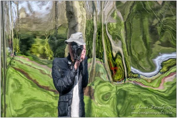 Keukenhof Selfies by TrevBatWCC