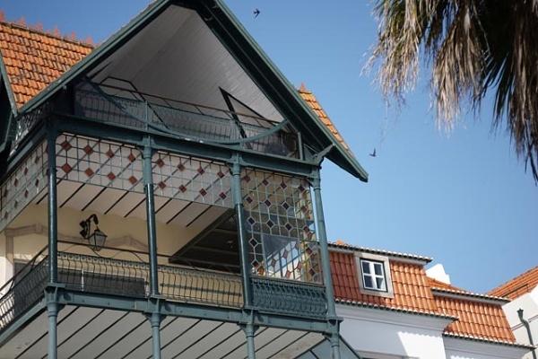 Art nouveau house by HarrietH