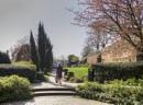 Roman Gardens Chester by Irishkate