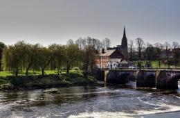 Chester in Spring