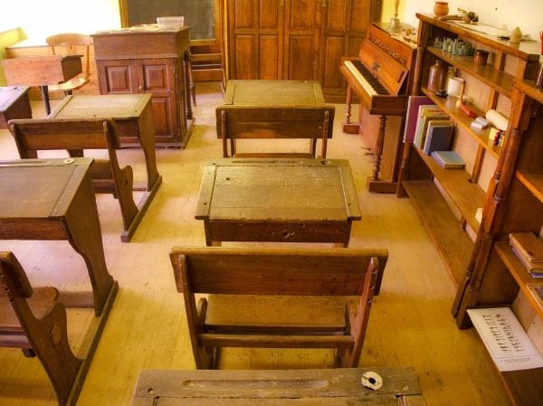 CLASS ROOM. by kojack