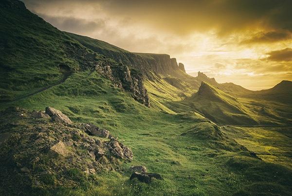 Quiraing Landscape by davelich