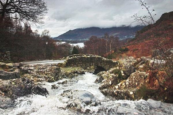 ashness bridge by arnieg