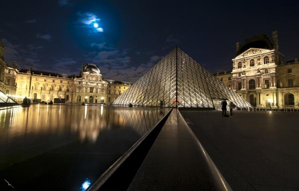 Louvre by Azteca