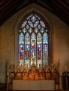 East Window - Lavenham Church by NevJB
