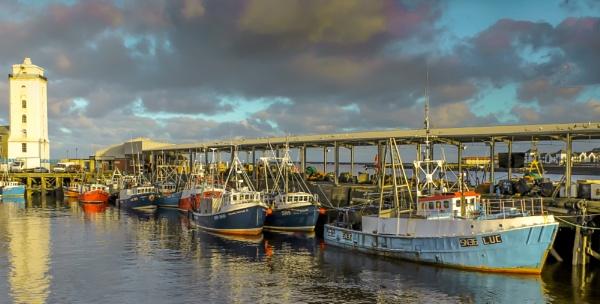 North Shields Fish Quay by Skyerocket