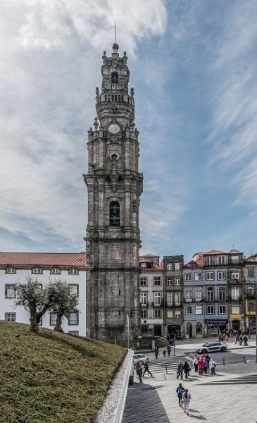Torre dos Clerigos (Clerigos Tower), Porto by jacomes