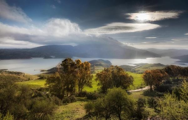 Sunrise Zahara De La Sierra by Legend147