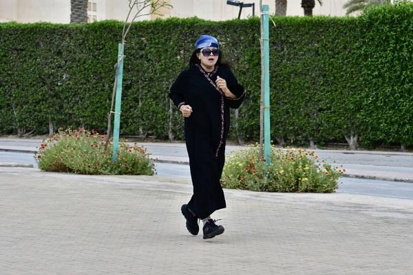 Fitness Walk by Savvas511