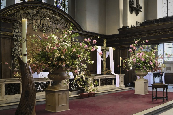 Altar at St James, Piccadilly