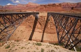 Navajo Bridge Arizonia USA
